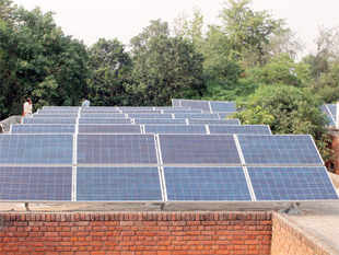 IIT engineers have come up with an affordable solution to the wastage of agricultural produce by developing a unique solar-powered cold storage system which works at almost zero running cost. ( Representative Image)