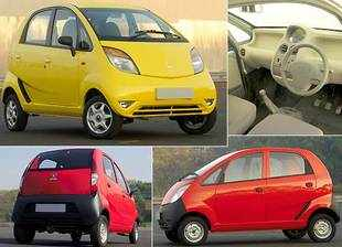 Nano in pics Nano Europa Price of Nano variants From the Maruti stable Maruti A-star