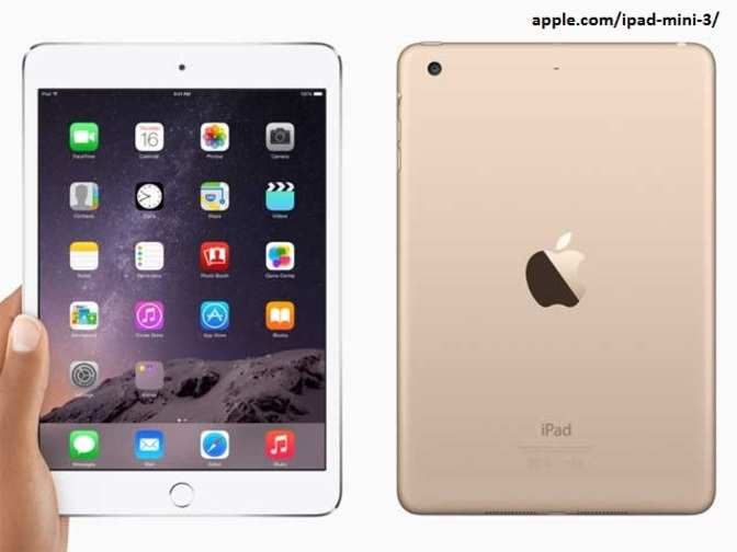 Why Apple's iPad mini 3 is not worth the money
