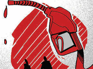 The fall in diesel price should pass through to the rest of the economy — translating into higher savings or consumption and lower inflation.