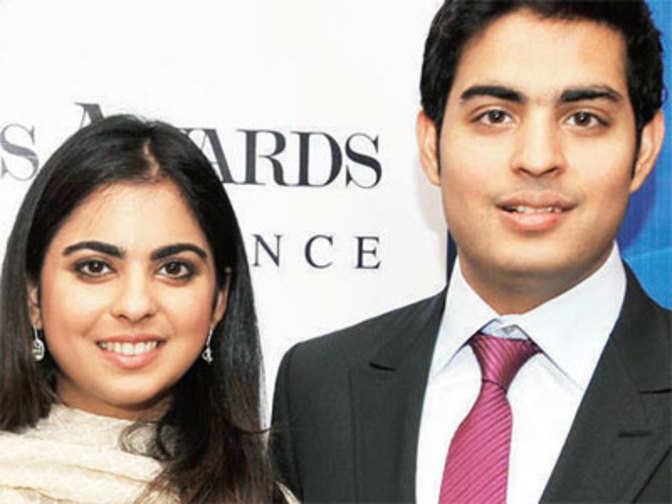 ET Awards 2014: Captains-in-waiting like Akash Ambani ...