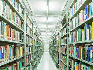 The IIT Hyderabad library team works with departments, individual faculty and students to select, as well as preserve digital material.