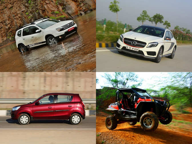 renault duster awd 7 most fun to drive cars of 2014 the economic times. Black Bedroom Furniture Sets. Home Design Ideas
