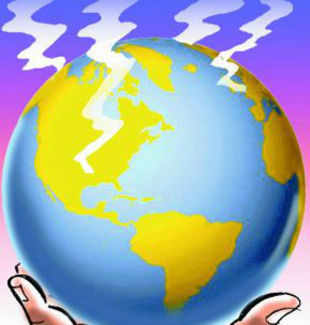 'Fears of man-made global warming exaggerated'