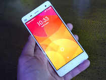 The Mi 4 sports a metal chassis with a plastic removable back panel but is compact and lighter than the Mi 3.