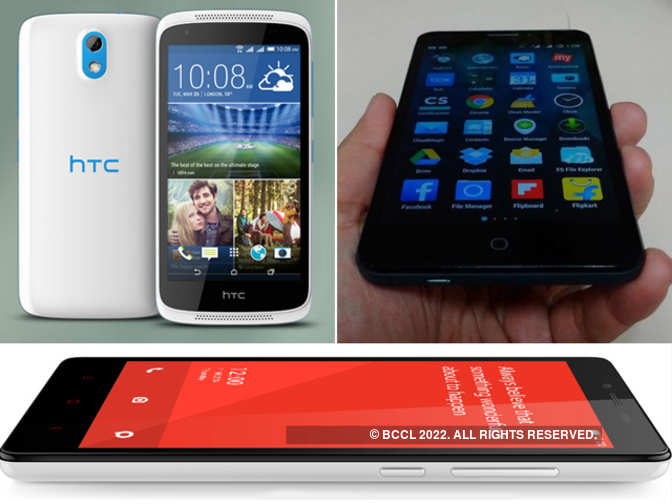 Older devices htc desire 820 vs yu yureka the others