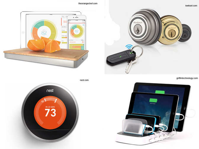 8 new gadgets for a smart home 8 new gadgets for a smart