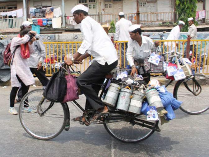 Mumbai dabawalla logistics essay