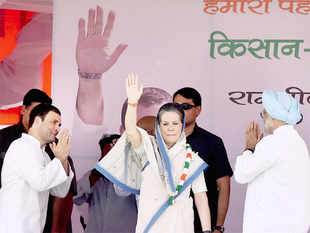 Rahul Gandhi said farmers would be undermined by depriving them of water and fertilisers, derisively calling this the Gujarat model of development.