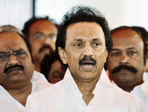 """""""Is this a payback to thecorporateswho funded their election campaigns? Why is theAIADMKsupporting such an anti-people bill,"""" he said."""