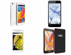 7 feature-rich smartphones to buy under Rs 12,000