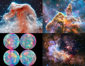 Ten mesmerising images of space & Earth