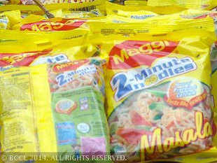 The FDAsaid high lead content was found during routine tests on two dozen packets of instant noodles, manufactured by Nestle in India