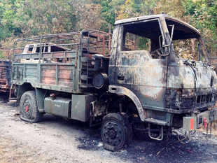 The probe into the killing of 18 Army men in theManipur convoy ambushhas been handed over to the National Investigation Agency (NIA).