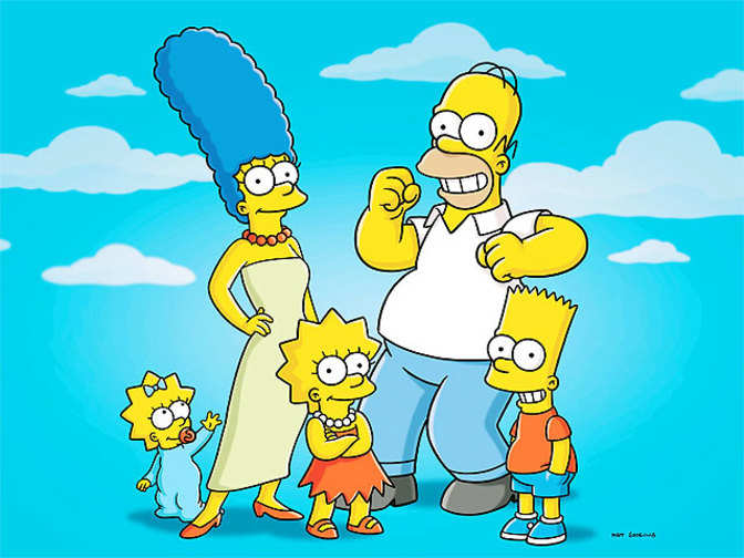 Bart simpson unhappy about homer and marge split reports - Marge simpson et bart ...
