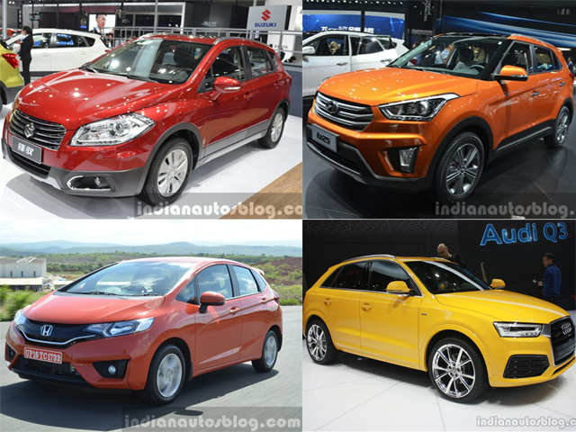 new car releases of 2015Interior of the Hyundai Creta  Top 5 new car launches expected
