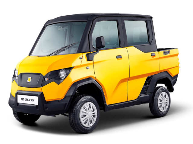 eicher polaris multix utility vehicle launched at rs. Black Bedroom Furniture Sets. Home Design Ideas