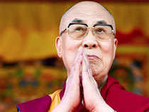 A group of Buddhists from the InternationalShugdenCommunity today held a protest against the Dalai Lama, accusing him of religious persecution, even as the spiritual leader pleaded for religious tolerance and harmony.