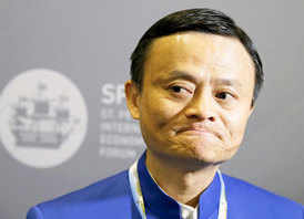 Jack Ma's Paytm plan shows he's serious for India