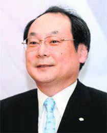 Takumi Shibata, Deputy president and COO, Nomura Holdings & Securities