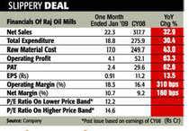 Raj Oil Mills: Not for keeps