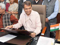 Prabhu said that most of the railway projects have been declared national projects in north and north-eastern region and adequate funds have been provided by the government.