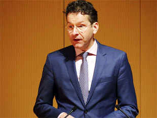 Only two months after elected as Dutch finance minister in November 2012,Dijsselbloem, now 49, was thrust into heading the powerfulEurogroup.