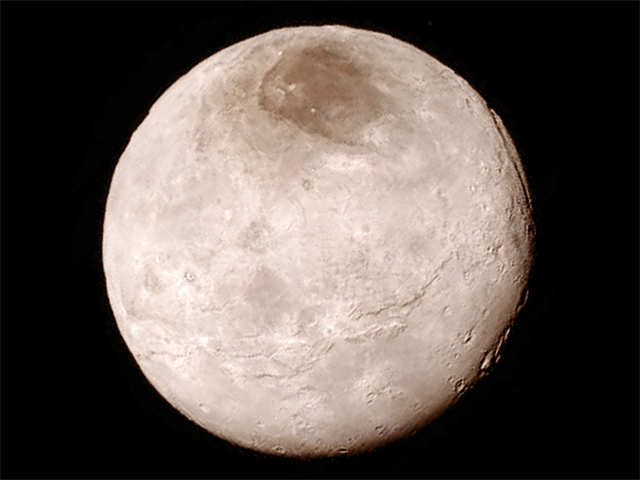 Charon Moon: 21 Magnificent Images Of Space And Earth Released By NASA