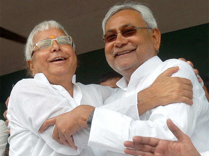lalu and nitish relationship goals
