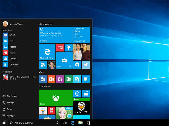 how to choose which programs run at startup windows 10