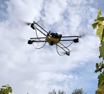 NASA pictures a drone in every home