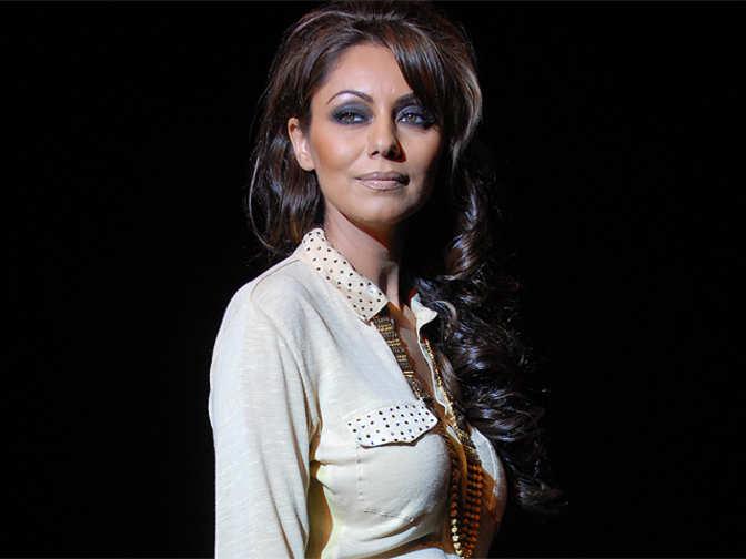 Gauri Khan launches designer collection
