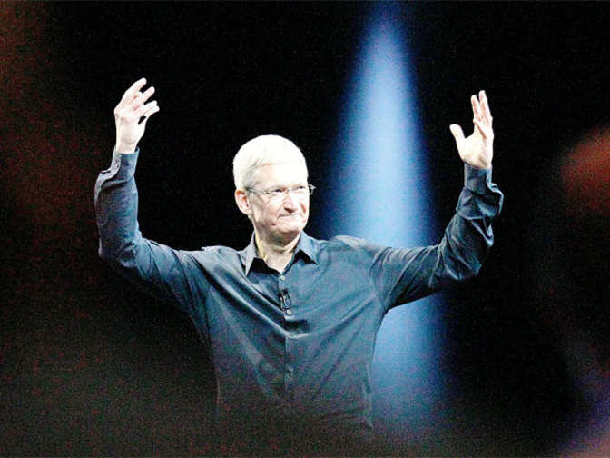 Apple spends $700,000 a year to keep Tim Cook safe