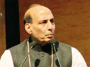 """We are open to amendments of GST Bill in future as per suggestions of traders,"""" Rajnath said."""