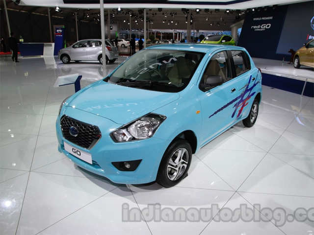 Datsun GO NXT Limited Edition launched at Rs 4.09 lakhs ...