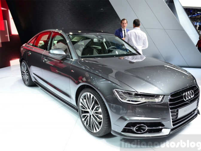 2015 Audi A6 To Launch In India On August 20 2015 Audi A6 To Launch In India On August 20