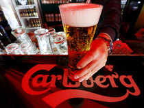 The world's fourth-largest brewer business said it delivered a significant earnings improvement driven by the volume growth and tight cost control.