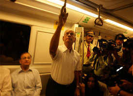 Rlys can't keep aam aadmi happy and also run: Metro Man