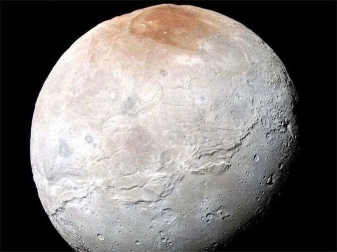 Charon Moon: NASA Captures Pluto's Moon Charon In Stunning Detail