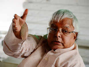 Lalu also defended his controversial comments on the beef row, asserting he had merely said that some Hindus too ate beef when they went outside the country.