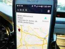 The calls will now be redirected through a Uber virtual number in between.