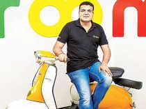 Droom's founder Sandeep Aggarwal.