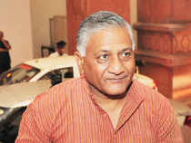 """General V K Singh today said these """"silent workers"""" did a tremendous job but have not been adequately recognised for their work."""