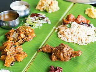 India 39 s pluralism traditional cuisines of tamil nadu for Aharam traditional cuisine of tamil nadu