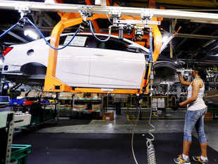 Indian automobile industry 2011