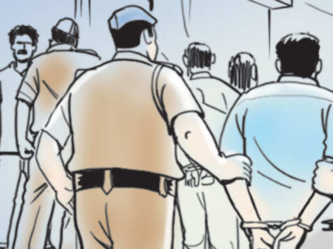 Forex trader arrested in india