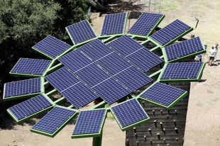 Solar energy system manufacturers in india