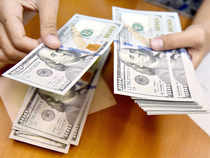 Money remitted in July to students studying in foreign colleges and universities rose more than six times in one year to $113.9 million.