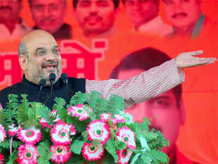 Bihar will give BJP entry to eastern India and the win will signal acceptance of the party's ideology in the region, BJP president Amit Shah says.