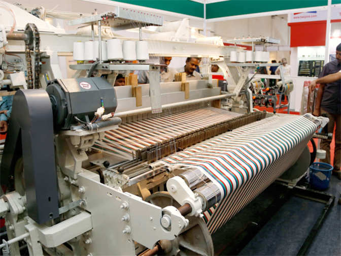 The textile industry is primarily concerned with the design, production and distribution of yarn, cloth and clothing. The raw material may be natural, or synthetic using products of the chemical industry.